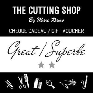 """GREAT"" gift voucher"