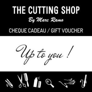 """""""UP TO YOU"""" Gift voucher"""